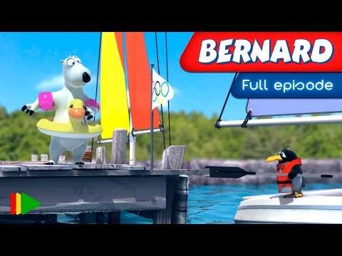 Bernard Bear - 156 - Sailing
