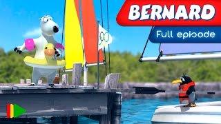Bernard Bear - 156 - Sailing