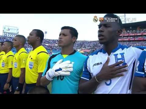 Honduras - Mexico 1st