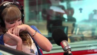 "Taylor Swift's hilarious reaction to Wippa singing ""Love Story"""