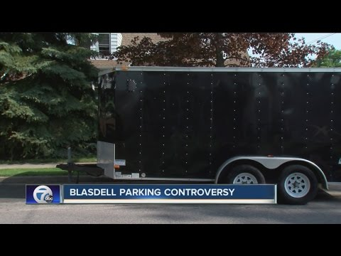 Blasdell limits amount of time that RV's & Trailers can be parked on streets