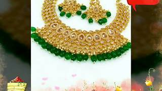 Antique Imitation Jewellery collection of November 2017 by MJ Imitation