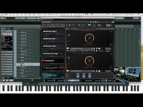 Metropolis Ark 3 by Orchestral Tools - Part 4 - Single Articulations not in Multis.