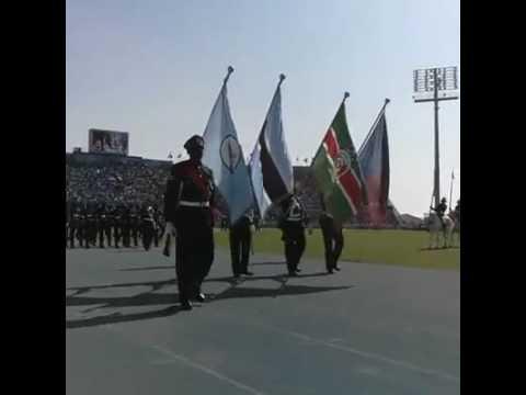 BOTS 50 Celebrations-BDF March