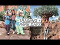 FIRST WEEK OF TRAINING + ANIMAL KINGDOM AND EPCOT | DCP SPRING 2019