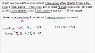 Система уравнений имеет бесконечное множество решений | Системы уравнений | Алгебра 1