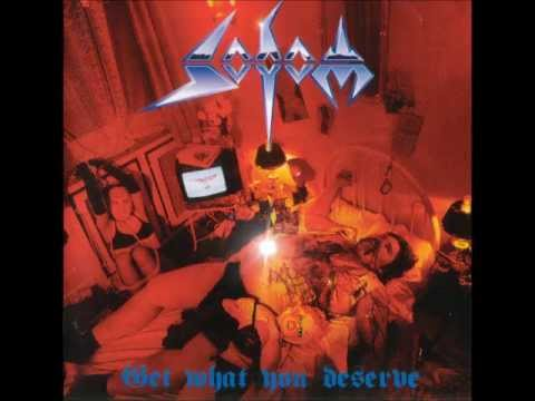 Sodom - Silence is consent mp3