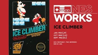 Ice Climber retrospective: A slippery slope for platforming | NES Works #010