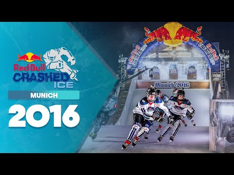 Ice Cross Madness in Munich | Red Bull Crashed Ice 2016