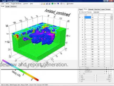 3D Seismic Tomography