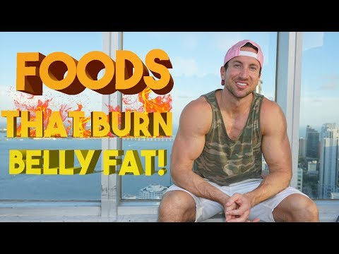 Top Foods to Eat to Lose Lower Belly Fat? | SuperHuman Diet For Fat Loss!