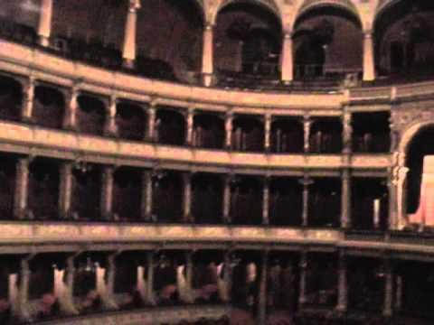 Bent Nail Opera in Europe - Hungarian State Opera House