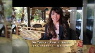 CHRISTINE THUY HUONG learns about One Body Village Thumbnail