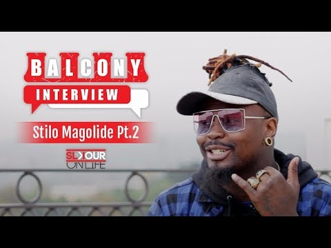 #BalconyInterview: Stilo Magolide On Overcoming Obstacles x Ownership In The Game