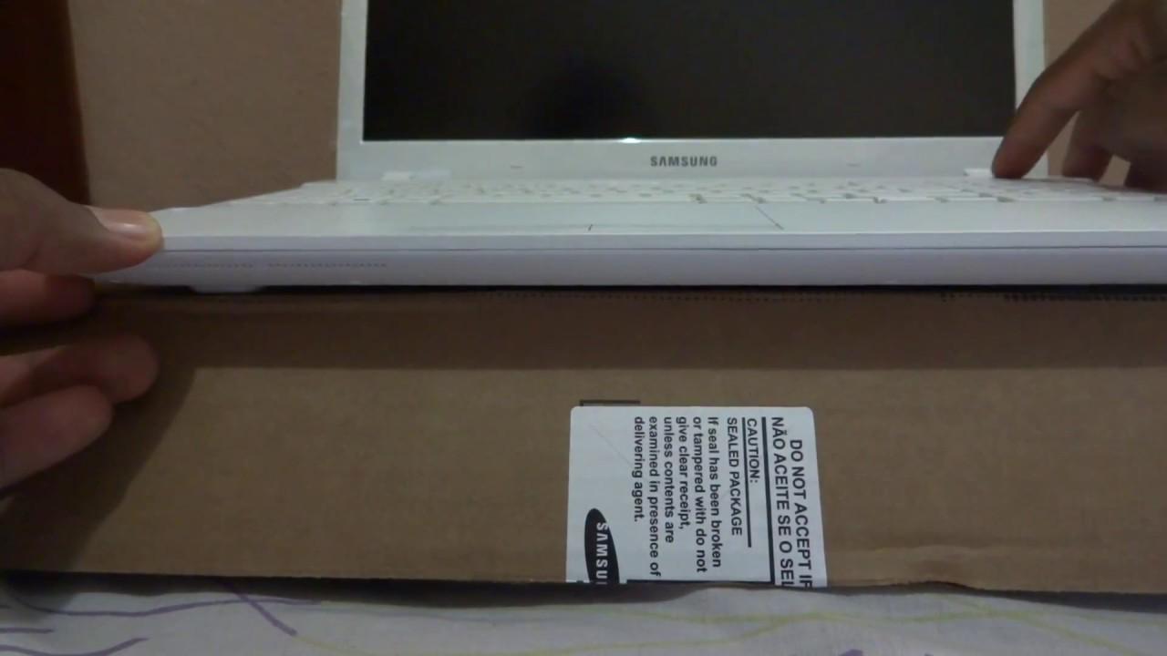 Notebook samsung essentials e34 - Unboxing Notebook Samsung Expert X22 Saraiva 13