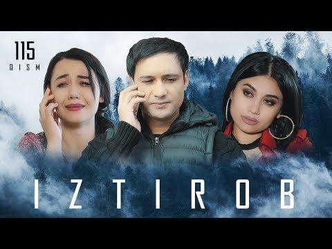 Iztirob (o'zbek serial)   Изтироб (узбек сериал) 115-qism #UydaQoling