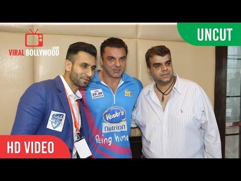 UNCUT - Tony Premiere Leagues Upcoming Cricket Season Launch | Sohail Khan