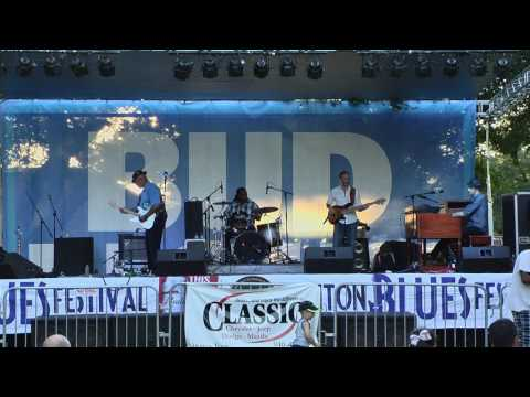 TORONZO CANNON   2016 DENTON BLUES FESTIVAL
