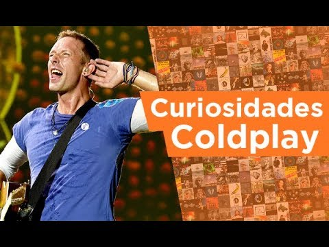 10 CURIOSIDADES COLDPLAY