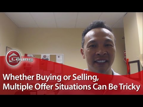 greensboro real estate agent how to handle multiple offers youtube. Black Bedroom Furniture Sets. Home Design Ideas