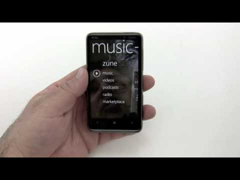 T-Mobile HTC HD7 Review
