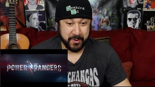 POWER RANGERS (2017 Movie) Official Trailer – It's Morphin Time! REACTION & REVIEW!!!