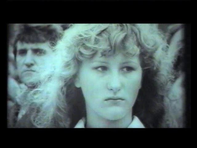 Открытие мемориала в Яковлеве. 1982 г.