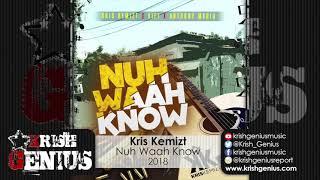 Kris Kemizt - Nuh Waah Know (Acoustic) October 2018