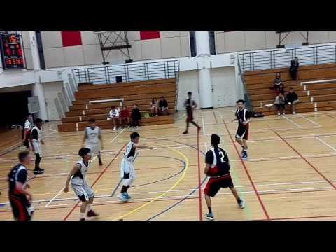 ISB JV vs SAS China Cup