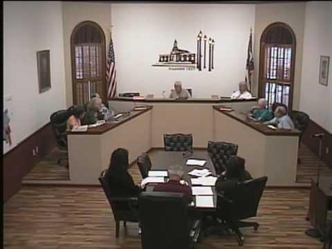 July 10th, 2017 Regular Village Council Meeting