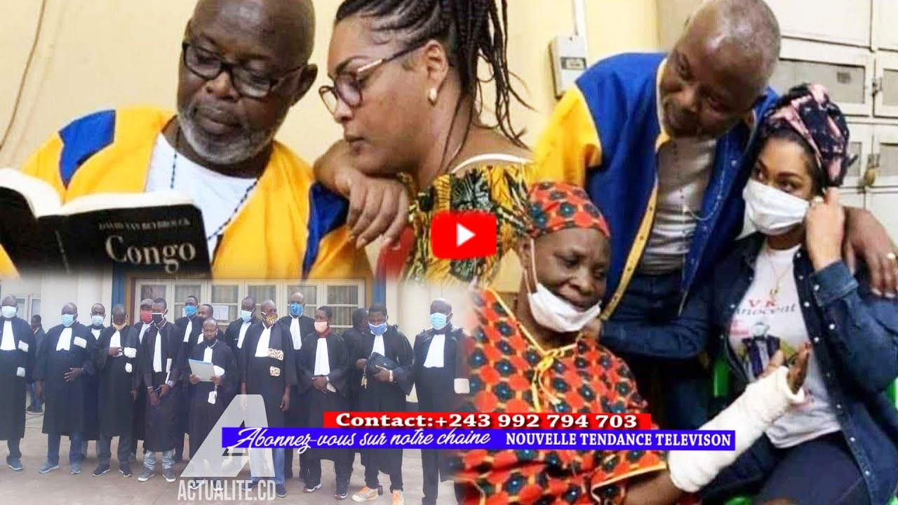 RDC :V. KAMERHE LIVRE FATSHI ? NA PRISON MAKAMBU EBANDI CONGOLAIS FONGOLA MISU, BOTALA MOTO EZOPELA
