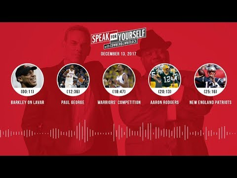 SPEAK FOR YOURSELF Audio Podcast (12.13.17) with Colin Cowherd, Jason Whitlock | SPEAK FOR YOURSELF