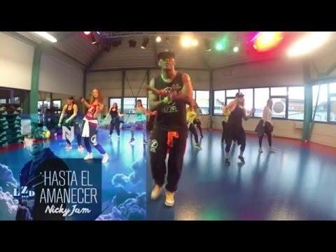 NICKY JAM - Hasta El Amanecer (Remix) Latin Dance & ZUMBA® FITNESS