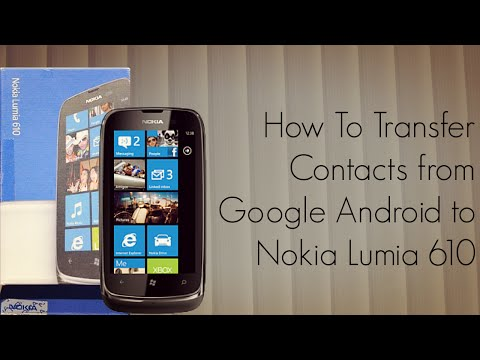 how to copy contacts from android to iphone how to transfer contacts from android to nokia 20782
