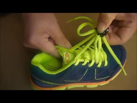 No Tie Smart Shoelace Locks ( ladybug