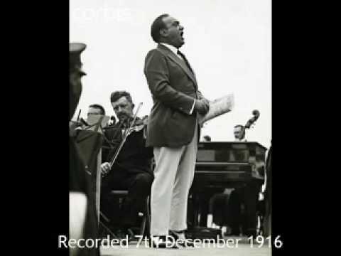 Enrico Caruso- The Pearl Fishers: Je crois entendre encore