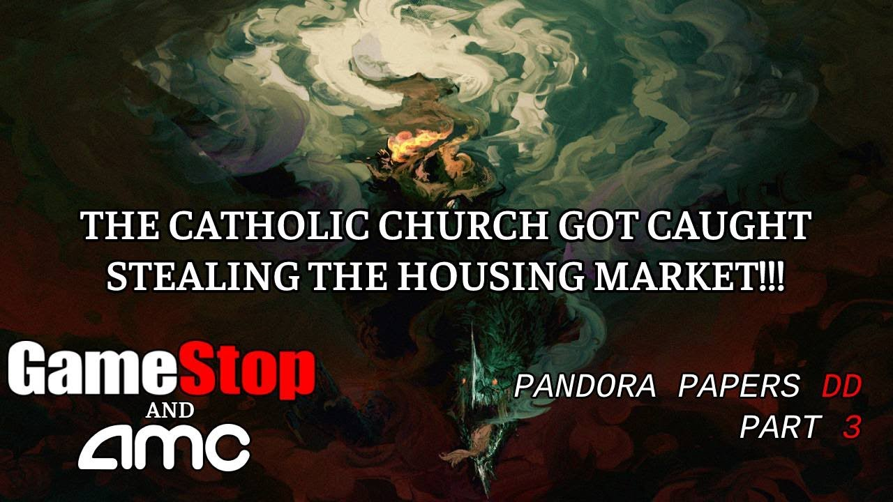 AMC Stock & GME Stock - The Church Is Involved In The Housing Crisis!