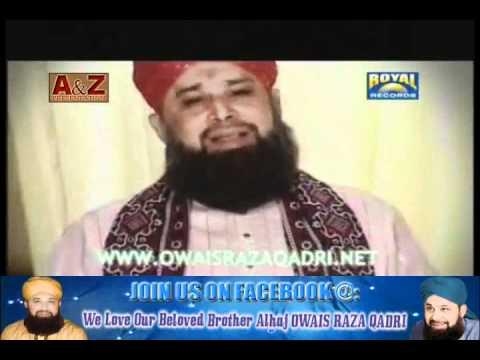 Mithro Muhammad Aayo - Sindhi Naat By Owais Raza Qadri - New Album 2012