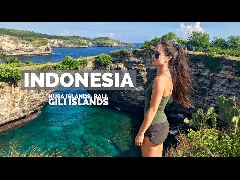 Indonesia | Bali, Nusa Islands, Gili Islands