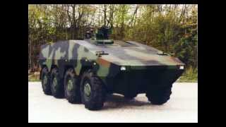 Top 30 modern armored personnel carriers (APC)