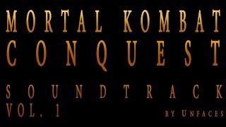 UNFACES - MORTAL KOMBAT. CONQUEST.  VOL 1. [Soundtrack]