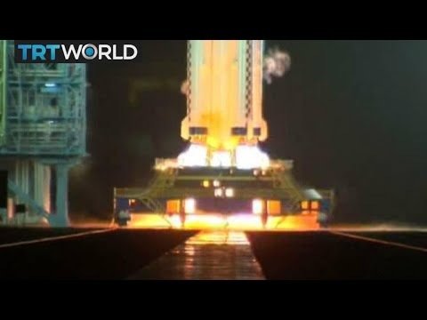 Rocket debris from China's space station launch is hurtling back to ...