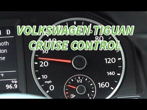 VOLKSWAGEN TIGUAN CRUISE CONTROL|GREELEY VOLKSWAGEN