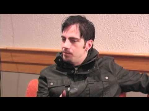 Three Days Grace Interview.