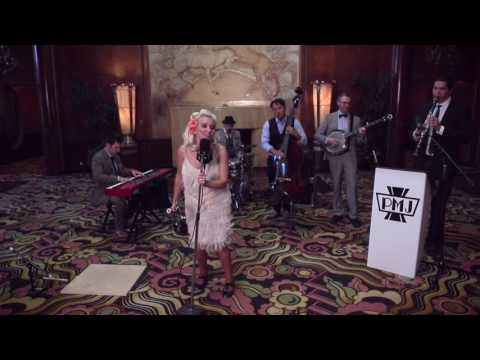 Material Girl - Vintage 1920s Madonna Cover ft. Gunhild Carling