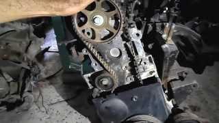 bruit suite à remplacement kit distribution   pompe à eau mecanique mokhtar