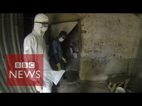 Ebola Virus: Film reveals scenes of horror in Liberia - BBC News