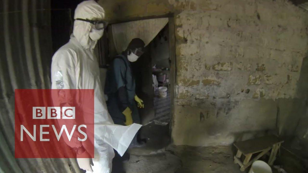 Download Ebola Virus: Film reveals scenes of horror in Liberia - BBC News