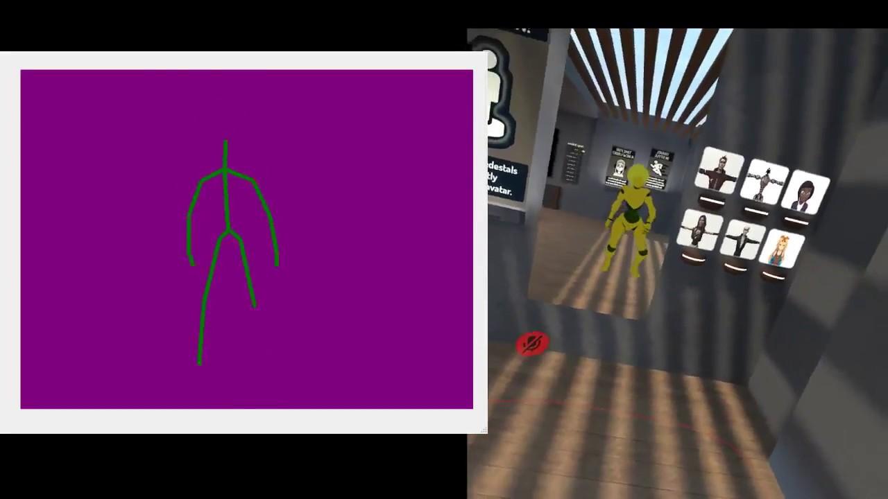 Driver4VR - Xbox 360 vs Xbox One Kinect