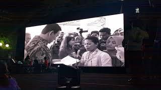 """Terima Kasih Gubernur 2012-2017"", Video Kilas Balik Jokowi-Ahok-Djarot Diputar"